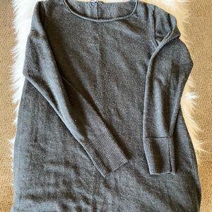 Eileen Fisher tunic sweater dress